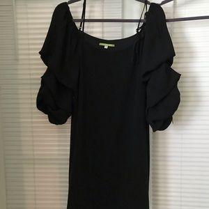 NWT Gianni Bini black dress polyester size M